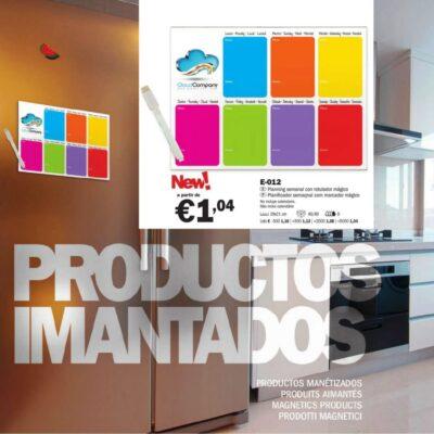 PRODUCTOS IMANTADOS